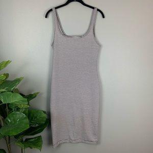 Zara Trafaluc Maxi Tank Top Dress, Size L